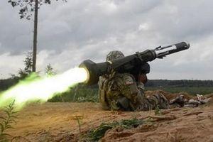 Vì sao tên lửa Javelin Mỹ được xem là khắc tinh của mọi xe tăng Nga?