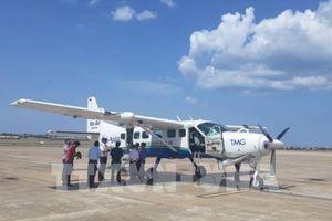 Khai trương đường bay mới Đồng Hới - Đà Nẵng