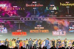 Marvel công bố loạt phim mới sau kỷ nguyên Avengers