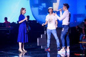 The Voice 2019: Giang Hồng Ngọc nhắn nhủ Hoàng Đức Thịnh 'Đơn giản nhưng phải tạo nên sự khác biệt'