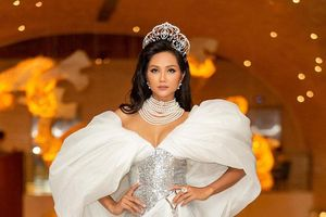 Necklace - đeo nhiều vòng bỗng thành trend của sao Việt, hot nhất phải là H'hen Niê
