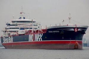 Iran lên tiếng về vụ bắt giữ tàu chở dầu Anh