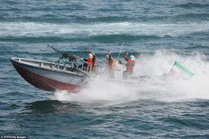 Hé lộ cuộc giải cứu hụt tàu chở dầu bị Iran bắt giữ