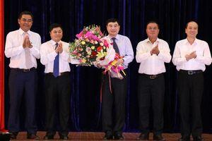 Ông Trần Quốc Cường nhận quyết định làm Phó Trưởng Ban Nội chính T.Ư