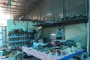 Sơn La yêu cầu xử lý nghiêm xưởng gia công cơ khí bị 'tố' gây ô nhiễm
