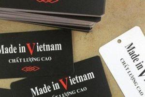 Hé lộ hàng loạt chiêu gian lận xuất xứ hàng 'Made in Việt Nam'