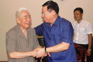 Phó Thủ tướng Vương Đình Huệ thăm các gia đình chính sách tại Bình Định