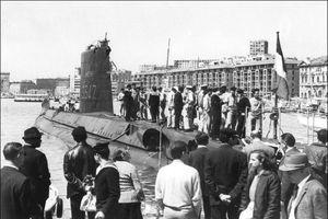 Pháp tìm thấy tàu ngầm Minerve mất tích bí ẩn sau hơn 50 năm