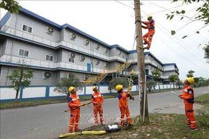 Nâng cao hiệu quả công tác an toàn lao động tại EVNNPC