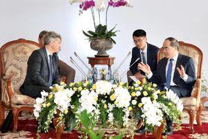 Mong muốn doanh nghiệp Pháp tăng cường đầu tư vào TPHCM