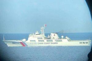 Thế giới phản đối mạnh mẽ hành động của Trung Quốc trên Biển Đông