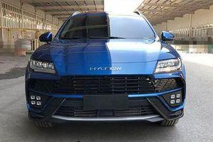 Siêu SUV Lamborghini Urus phiên bản Trung Quốc chỉ 355 triệu đồng
