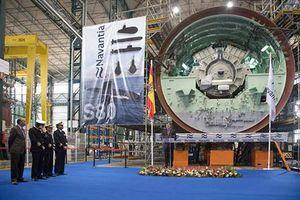 Vì sao tàu ngầm tỷ USD của Tây Ban Nha chỉ có thể lặn không thể nổi