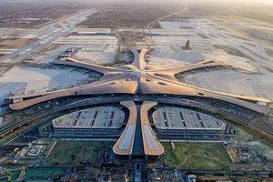 Cận cảnh quá trình sân bay lớn nhất thế giới vận hành thử toàn phần lần đầu tiên