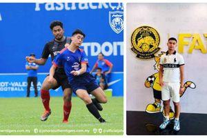 Bóng đá Malaysia sắp có hậu vệ 'thần gió' nhập tịch từ Đức
