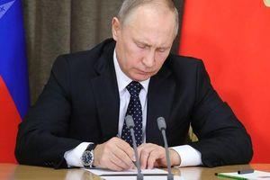 Nga đơn giản hóa việc vận chuyển thiết bị vũ trang quân sự quốc tế