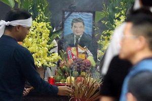 Di quan ông Trần Bắc Hà vào Sài Gòn làm tang lễ theo nguyện vọng gia đình