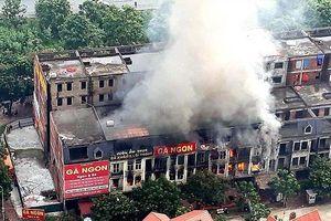 Cháy nổ các khu biệt thự 'tiền tỷ' bỏ hoang: Hiểm họa được báo trước