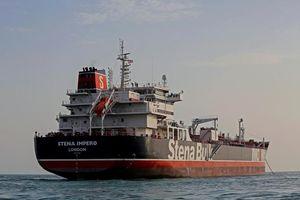 Có thủy thủ trên tàu Anh bị bắt, Nga vẫn một mực bênh Iran