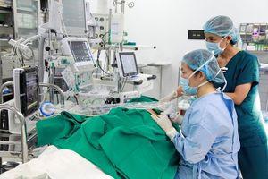 Lần đầu tiên tại VN, Vinmec điều trị tim mạch theo mô hình chuyên môn chuẩn Mỹ