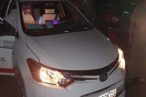 Bắt 2 đối tượng cắt cổ tài xế taxi ở Long An