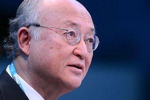 Tổng giám đốc Cơ quan Năng lượng Nguyên tử quốc tế IAEA đột ngột qua đời