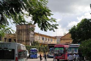 Hải Phòng: Đề xuất di chuyển Bến xe khách Lạc Long