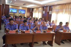 VKSND cấp cao tại TP HCM tổ chức cuộc thi tìm hiểu về ngành Kiểm sát nhân dân