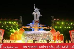 Hà Tĩnh long trọng tổ chức kỷ niệm Chiến thắng Đồng Lộc