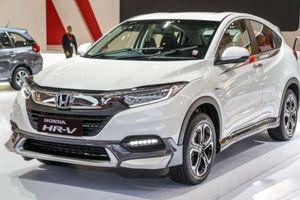 Honda HR-V Mugen vừa lộ diện có gì mới?