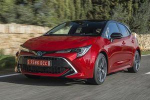 Toyota Corolla Altis 2020 bổ sung nhiều trang bị an toàn mới