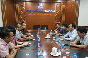 Petrolimex Sài Gòn mở rộng hợp tác quốc tế