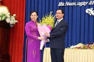 Chân dung tân nữ Bí thư Tỉnh ủy Hà Nam