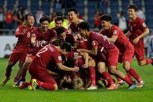 Tuyển Việt Nam ở vòng loại World Cup 2022: Nhì bảng chưa chắc đi tiếp