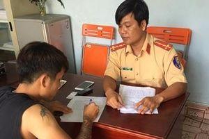 Phát hiện hơn 1350 trường hợp vi phạm TTATGT ở Tây Ninh
