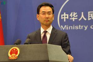 Trung Quốc không bác bỏ trực diện việc đặt căn cứ quân sự ở Campuchia