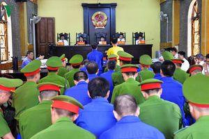 Xét xử vụ thủy điện Sơn La: Luật sư đặt câu hỏi với điều tra viên