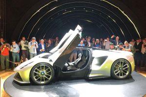 Ngắm siêu xe mạnh nhất thế giới, giá gần 49 tỷ đồng