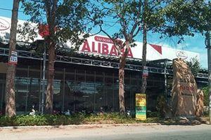 Tiếp tục cưỡng chế 'dự án ma' của Công ty địa ốc Alibaba