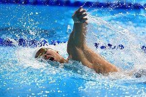 'Thần đồng' bơi lội Việt Nam đạt cột mốc chưa từng có