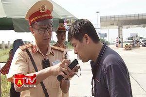 CSGT Hà Nội xử lý hơn 6.200 phương tiện vi phạm sau tuần đầu ra quân
