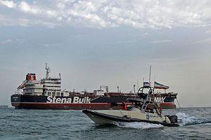 London và Tehran đang vướng vào cuộc đối đầu căng thẳng