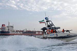 Iran tường trình chuyện bắt tàu lên LHQ, Anh nói 'nực cười'