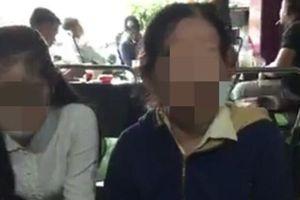 Vụ nữ sinh sư phạm vô ơn: 'Mong mọi người thông cảm'