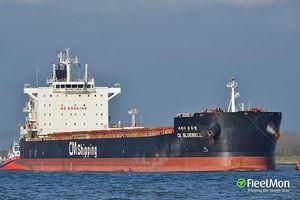 Cướp biển tấn công một tàu vận tải Hàn Quốc
