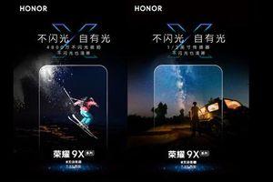 Honor bất ngờ hé lộ 'đôi mắt thần' 9X Pro xuyên màn đêm
