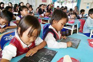Ninh Thuận: Phấn đấu 100% HS tiểu học dân tộc thiểu số được tập trung tăng cường tiếng Việt