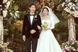 Phía Song Hye Kyo chính thức lên tiếng về vụ ly hôn với Song Joong ki