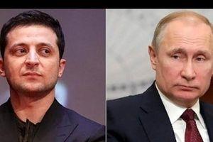 TT Zelensky đưa ra hy vọng trong mối quan hệ với TT Putin