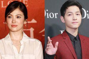 Phiên xử ly hôn của Song Joong Ki - Song Hye Kyo chỉ diễn ra trong 5 phút